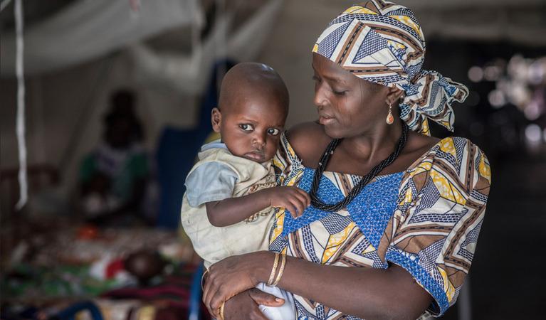 In Nigeria, nello Stato del Borno, la situazione è catastrofica