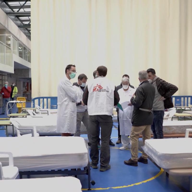 Video donazione emergenza covid