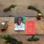 Biglietto di auguri aziendale - Cartolina Donna
