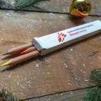 Set matite solidali colorate