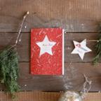 Biglietto di auguri di Natale aziendale - Stella